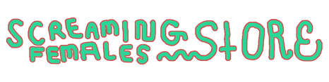 Screaming Females Store Logo